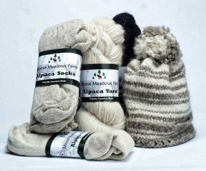 Moose Meadows Alpaca Yarn